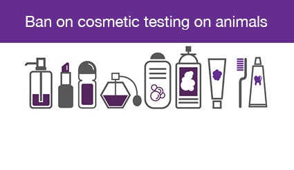 Join the consultation on implementing a ban on cosmetic testing on animals